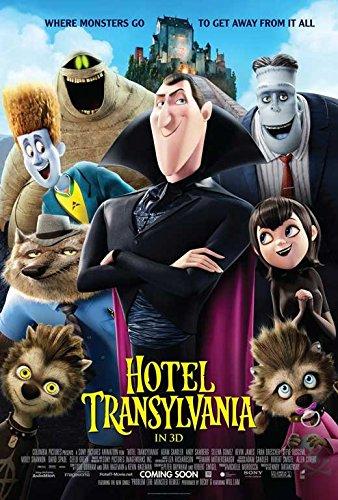 Hotel Transylvania 27 X 40 Movie Poster Style (Hotel Transylvania Decorations)