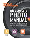 The Complete Photo Manual, Miriam Leuchter and Popular Photography Magazine Editors, 1616282959