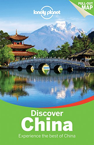Lonely Planet Discover China (Travel - Retail Hong Kong Stores