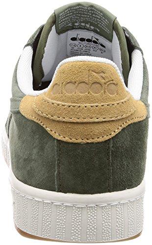 S Juta Low Beige Olivina verde Verde Uomo Diadora Sneaker Game qE5Uwxzxp