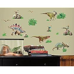 RoomMates RMK1882SCS huellas de despegar y pegar decorativo para pared