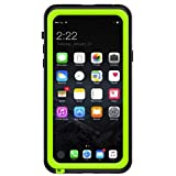 For iPhone X, Mchoice Life and Leisure Version Shockproof Newest Waterproof Case for iPhoneX (Green)