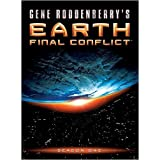 Gene Roddenberry's Earth: Final Conflict - Season One by Universal Studios