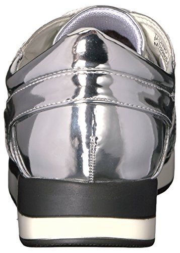 Techno Kenny Penny Fashion Loves Sneaker Silver Women's wTqZ17wxA