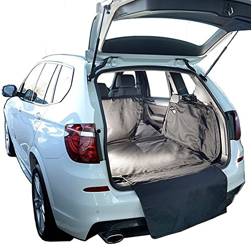 F25 Waterproof /& Custom Fit North American Custom Covers Cargo Liner for BMW X3 Tailored Generation 2