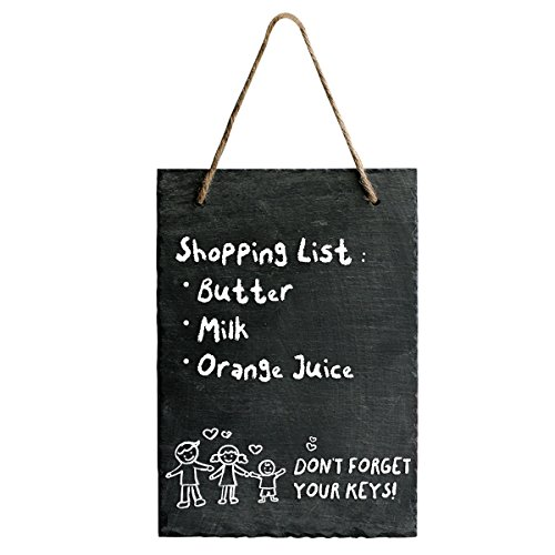 sweese-slate-chalkboard-sign-frameless-with-vintage-rope-12-x-8-inches