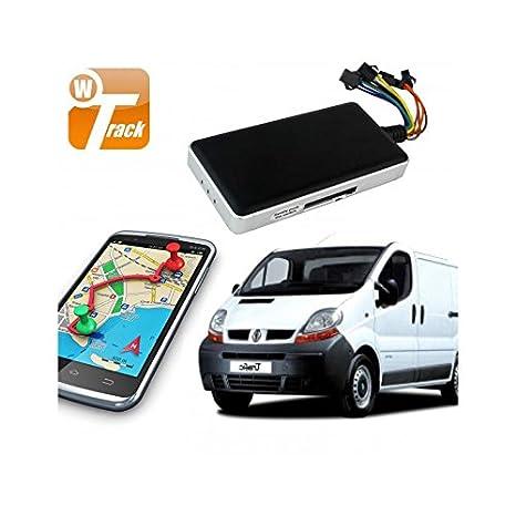 Zesfor Localizador GPS Furgoneta - Tipo 8 (Alta precisión y Funciones Especiales)