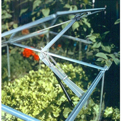 Automatic solar vent as a horticulture product