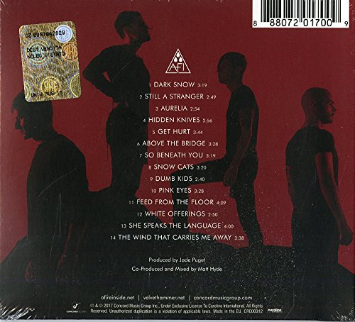 Afi The Blood Album Import It All