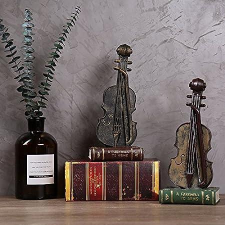 Leedioo Tocadiscos retro creativa decoración decoración de ...