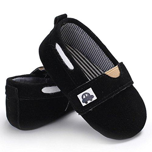 JIANGFU Babyschuhe Kleinkindschuhe,Babyschuhe Junge Neugeborene Krippe Weiche Sohle Schuh Turnschuhe Bk