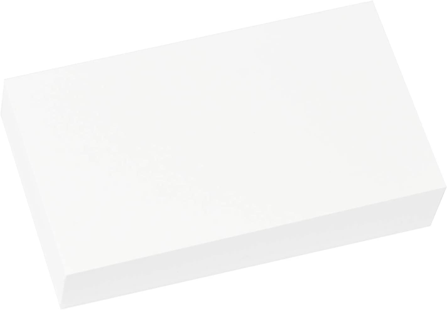 Home Advantage Blank Business Cards, Mini Message Index Word Cards (2x3.5)