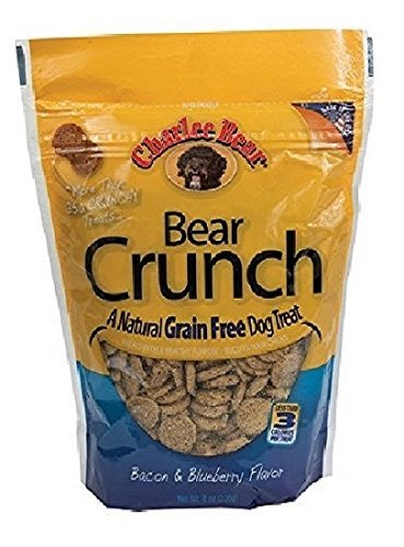Charlee-Bear-Grain-Free-Bear-Crunch-Treats-3-Flavor-Variety-Bundle-1-Bacon-Blueberry-Flavor-1-Chicken-Pumpkin-Apple-Flavor-and-1-Turkey-Sweet-Potato-Cranberry-Flavor-3-Pack-Assorted
