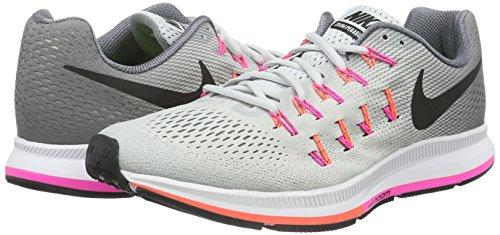Femmes De 33 Grey Chaussures Explosion Pegasus Gris Course Noir Platinum Zoom Air Nike Cool Rose pure Pour Udd8YFx