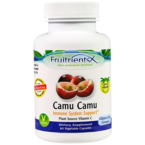 Fruitrients, Camu Camu, 60 Veggie Caps - 3PC by Fruitrients