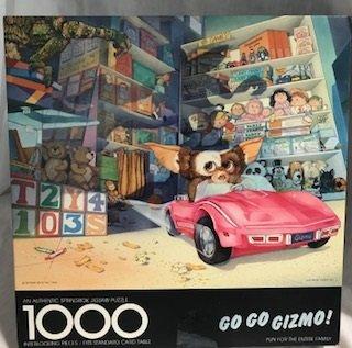 【あす楽対応】 Go Goギズモ Go!1000ピース1984パズル B07FPQ58PT, ビエイチョウ:8fff976c --- 4x4.lt