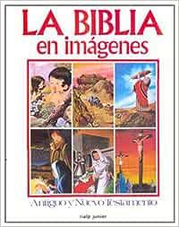 La Biblia en imágenes (Religión. Infantil): Amazon.es: Cunillera ...