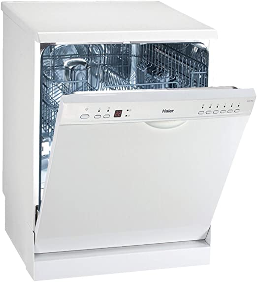 Haier DW12-PFE2 lavavajilla - Lavavajillas (A, 328 kWh, 4200 L ...