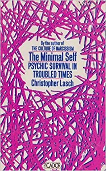 Book The Minimal Self: Psychic Survival in Troubled Times (Picador Books)
