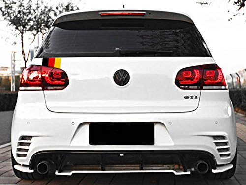 Ijdmtoy 1 10 Quot Germany Flag Color Stripe Decal Sticker