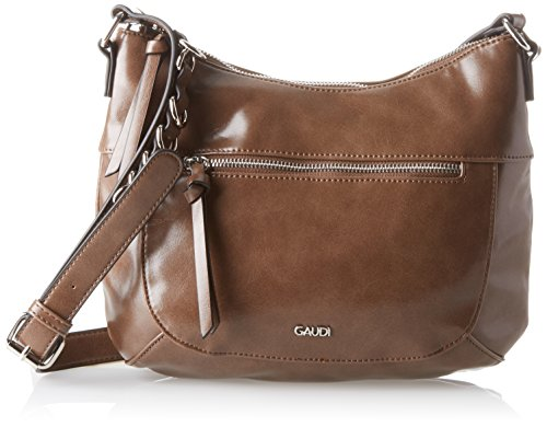 main Adele Cm sac Brown Linea Crossbody Gaudì Marrone 27x24x8 à xqtw0yEvF