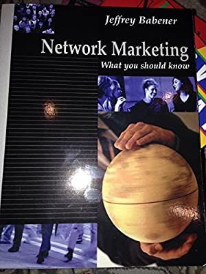 Network Marketing: What You Should Know