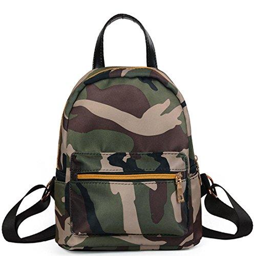 morral hombro las bolso del Negro de de por Bolso muchachos los del de escuela camuflaje del Morwind Camuflaje muchachas Aw5WgqP