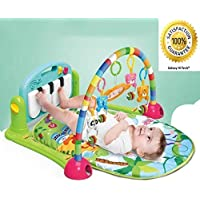 Prime Deals Kick and Play Toy with Piano for Baby (6-36 Months, Multicolour)