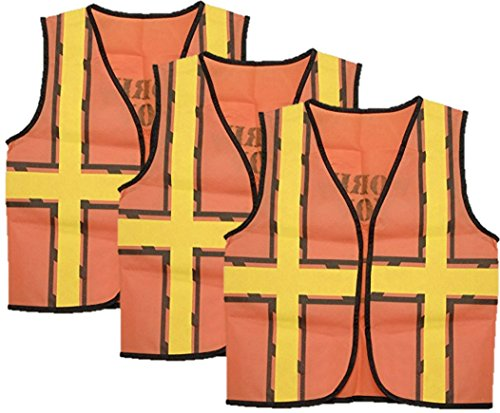 Darice Dress Vest Construction Worker