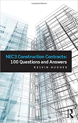 Book NEC3 Construction Contracts: 100 Questions and Answers
