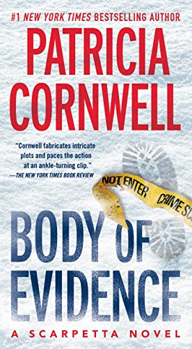 book cover of Body of Evidence