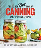 The All New Ball Book Of Canning And