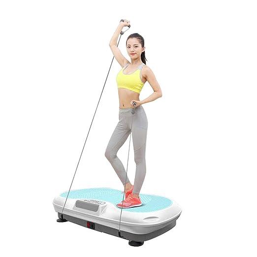 Plataformas vibratorias Inicio máquina de pérdida de peso perezoso ...