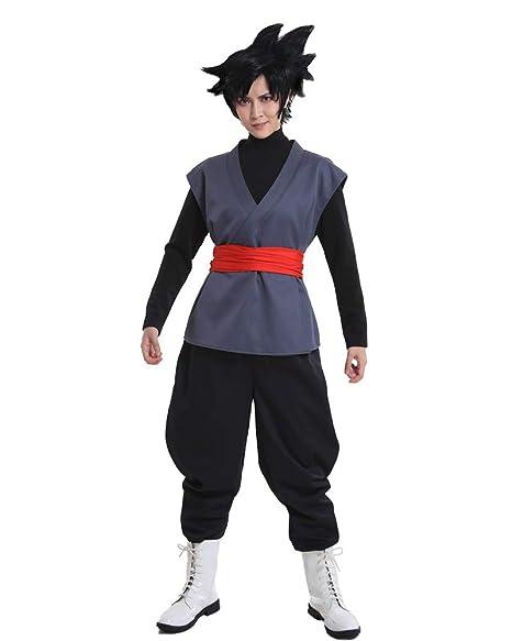 Amazon.com: Coskidz Son Goku Disfraz de cosplay para hombre ...