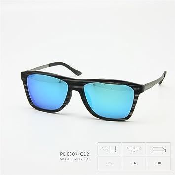 932a7782c8f Amazon.com  EnzoDate Myopia Hyperopia Sunglasses Any Prescription ...