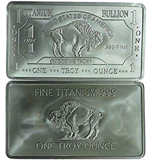 TITANIUM MAPLE LEAF BULLION 1 GRAM