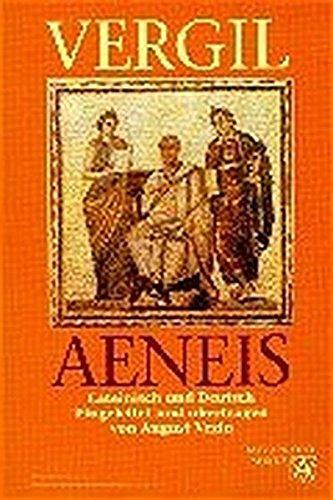 Aeneis: Lateinisch und Deutsch