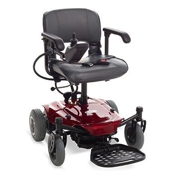 Betterlife Capricorn Portable Electric Power Chair Travel Wheelchair - Red  sc 1 st  Amazon UK & Betterlife Capricorn Portable Electric Power Chair Travel Wheelchair ...