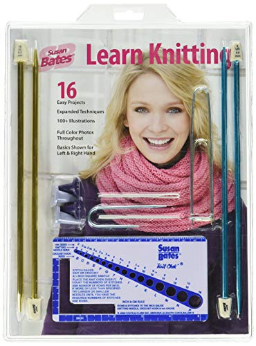 Learning Knitting Teacher Kit