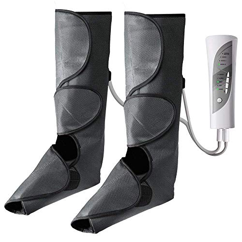 Sable Leg Massager with Air Compression (Renewed)