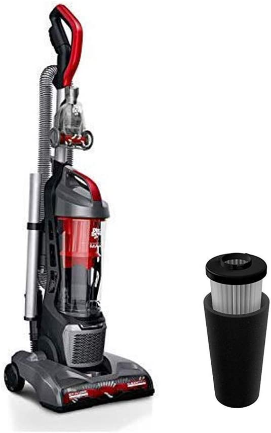 Dirt Devil Endura Max Vacuum Cleaner with Dirt Devil Endura Filter, Odor Trapping Replacement Filter