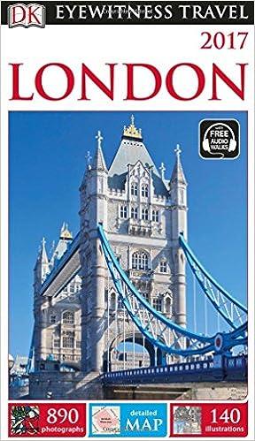 Free download DK Eyewitness Travel Guide: London PDF