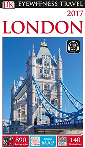 DK Eyewitness Travel Guide: London (Best Paris Travel Deals)