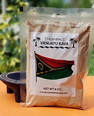 Kava Kava - Vanuatu Kava 8oz from Tikaram's