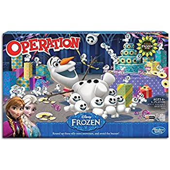 Disney Frozen Operation Board Game