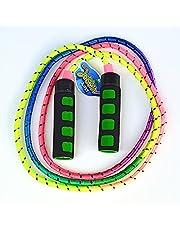 Jobber Toys - Buitenspeelgoed - Kinder springtouw rubber & foam