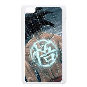 iPod Touch 4 Phone Case White Dragon Ball Z JG241365