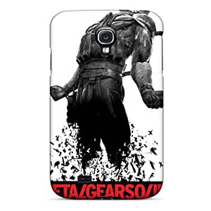 Unique Design Galaxy S4 Durable Tpu Case Cover Metal Gear Solid 4