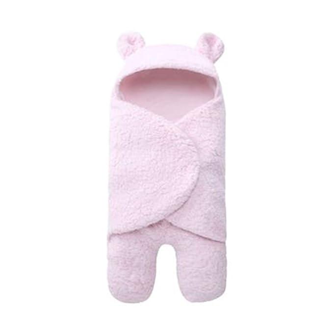 Amazon.com: Elonglin - Saco de dormir para bebé con forma de ...