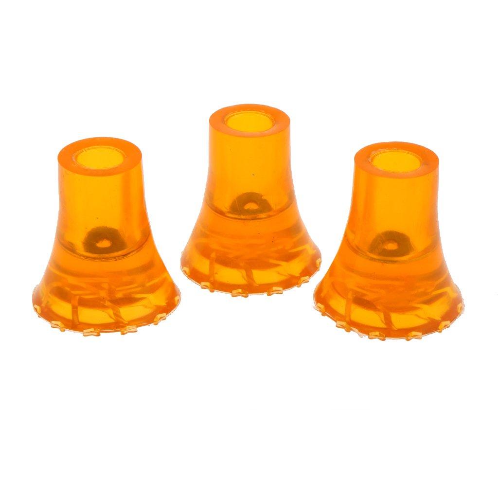 CUTICATE 3 Stü Krückentipps Zur Einfachen Installation Und Entfernung Gehstock Endfüße